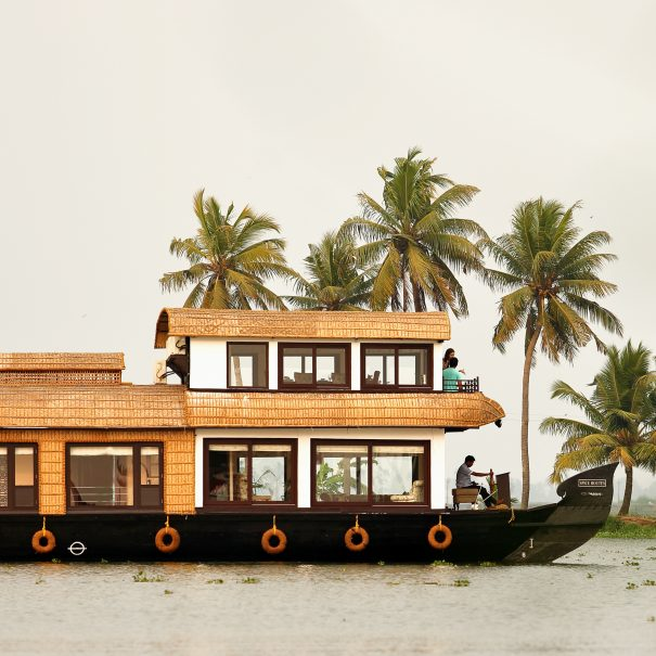 Backwater Luxury Houseboat