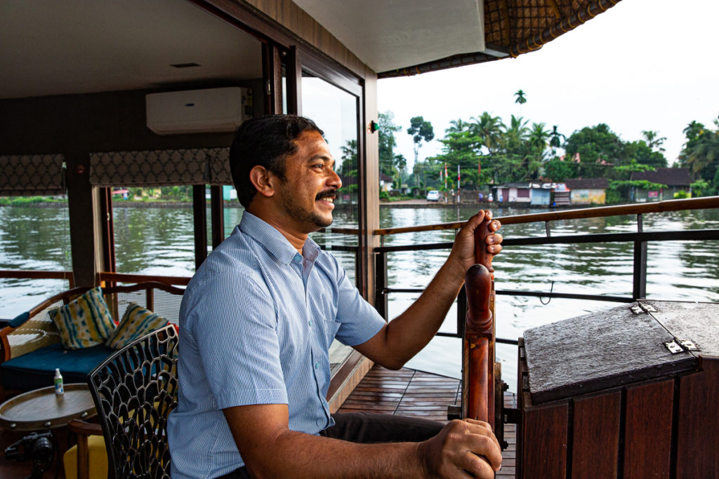 Alleppey luxury houseboats with Local Employment by Spice Routes