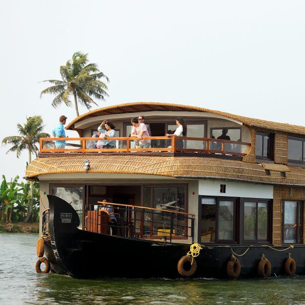 Luxury Cruise Kerala