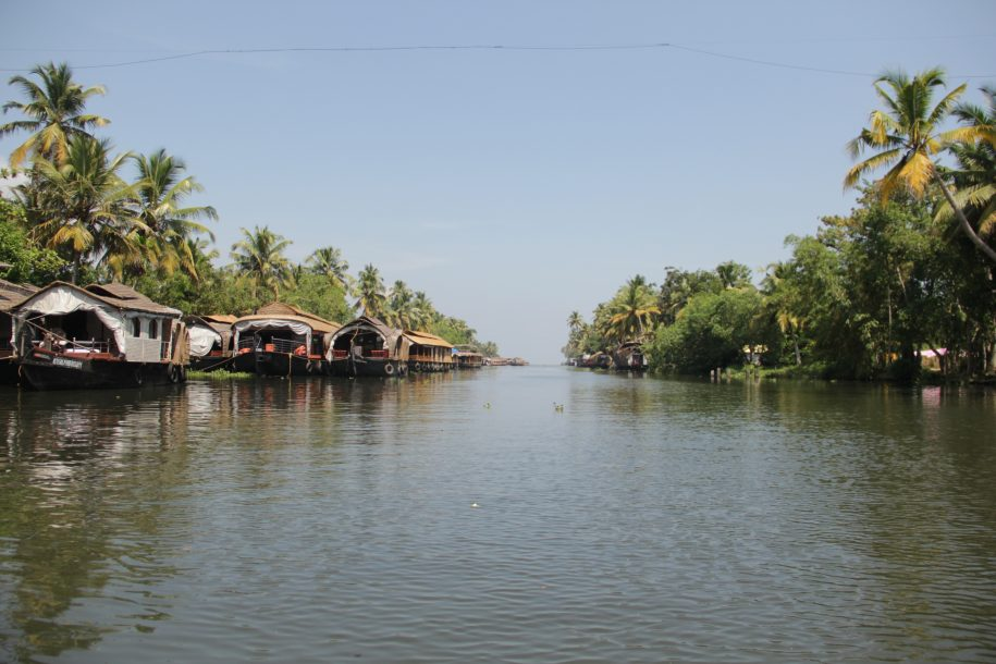 Alleppey Backwater Houseboat Tour with a glimpse into Alleppey Backwater life