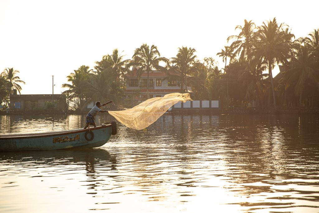 Discover the backwaters of Alleppey on a Luxury holiday in India