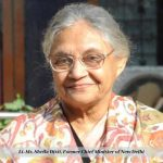 Ultra Luxury Houseboats Testimonial of Late Sheila Dixit