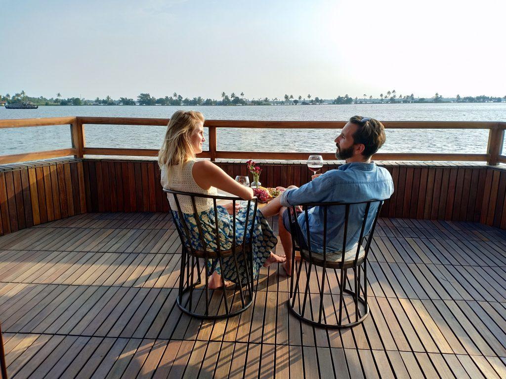 Cruising on Spice Routes Luxury Cruises
