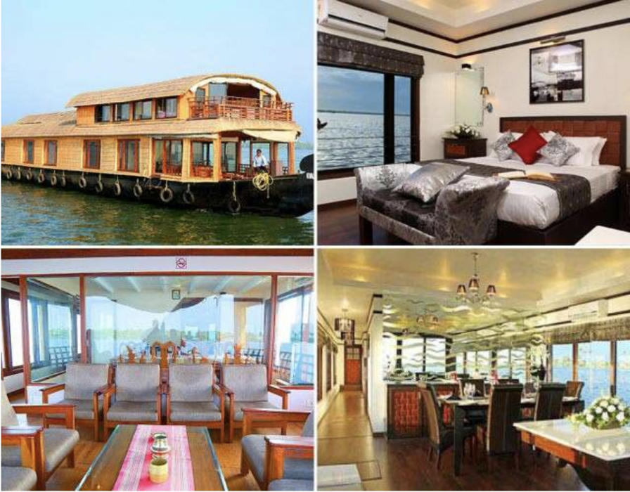 Spice Routes Luxury Cruises