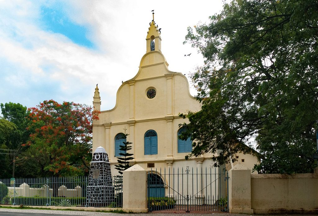 Vasco Church in Fort Kochi